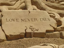 LOVE NEVER DIES by sumabell