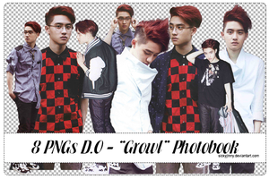 Pack 8 PNGs D.O by SickyJinny