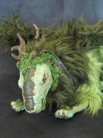 Terra the Mother Nature Dragon by LovelyTwistofNature