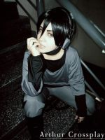 Kuroha Cosplay by arthurcrossplay