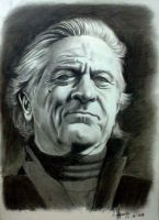 Robert de Niro by cLoELaLi11