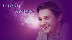Jeremy Renner Wallpaper by The-Light-Source