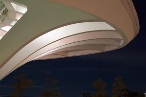Calatrava Patio by photozz
