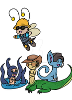My adopted pets tf2 by MarshMellowMedic