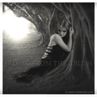 Hiding from the Truth by Loreleike