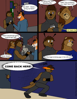 The Flow Comic 1.21 - Not in Canada Anymore by StantheLion