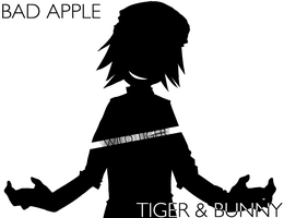 b ad wil d app le ti ger by VocaloidRinLen