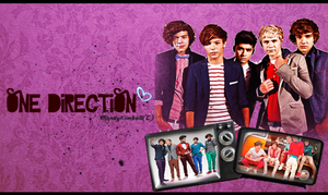 One direction by MandySandford