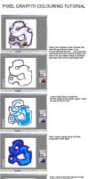 Pixel Graffiti Tutorial .... by TripAddict