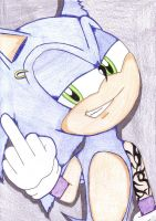 if sonic was bad by rebemci