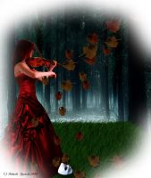sing my angel of music... by PITIKMIKMIK