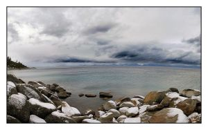 Lake Tahoe by andrewmcconville
