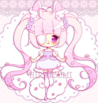 15 EUR [Adoptable]: DREAMIMY ~16 [CLOSED] by Hiratsumi