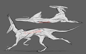 Character/Species Concept by Slugged