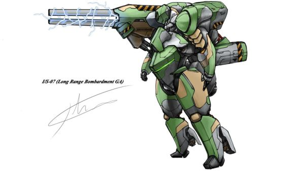 I/S-07 green by hhello