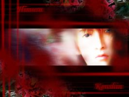 Himura Kenshin by Paranoid-Duckkie