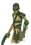 Furiosa by CurroHerrero