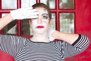 165/365 Mime by SophieKoryn