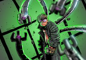 Doc Ock by MightyMoose