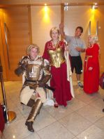 Lannister Brother and Sister by rjccj