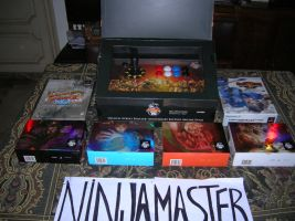 Limited Ps2 Street Fighter e altro by ninjamaster76