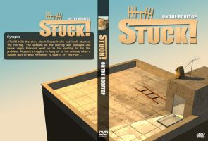 Stuck DVD Cover by minifong