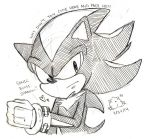 Been awhile since I drew some SonicxD by Momocatluv