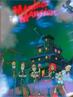 Maniac Mansion by LukeLlenroc