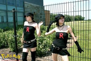 Pok'emon : We Won't Be Caged by Cosplay-Soup