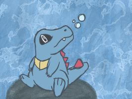 Toto-totodile by puka23