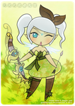 Archer Class @ Dragon Nest by Goddess-Tears