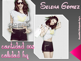 Photopack Png - Selena Gomez 2 by Hannia-Jacky