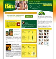 Bru Coffee by dannycg