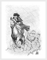 Poem: The Highwayman by Caelitha
