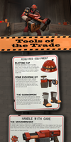 Tools of the Trade Promo by Elbagast