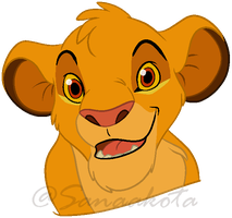 Have a Simba by Sanaakota