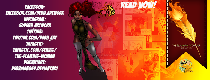 New pages of my comic avaliable now! Link bellow! by DebhMangas