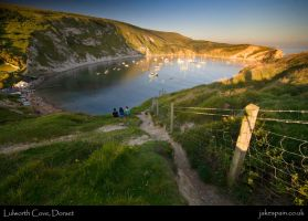 Lulworth Cove, Dorset HDR by JakeSpain