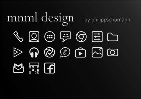 mnml design by philippschumann