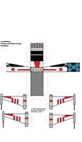 cubee X-wing by lovefistfury