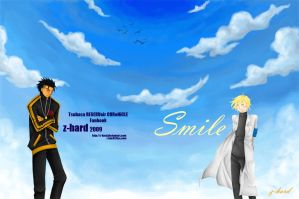 TRC Doujinshi - Smile by z-hard