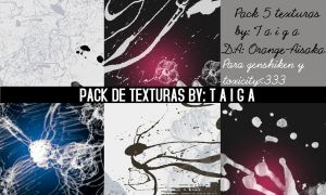 PACK DE TEXTURAS 001 by Orange-Aisaka