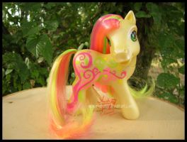 MLP Custom- Pink Swirl by ImmortalPanda