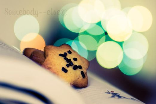 Les Biscuits de Noel . II by Somebody--else