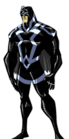 OHOTMU Redux - BLACKBOLT by tnperkins