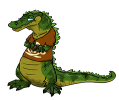 Alligator Jesie by Alligator-Jesie
