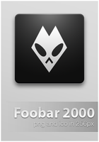 Foobar 2000 icon 2 by ap-graphik