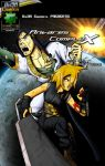 Antares Complex i5 Cover by Gx3RComics