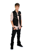 Justin Bieber PNG Teen Choice by Mjjf15