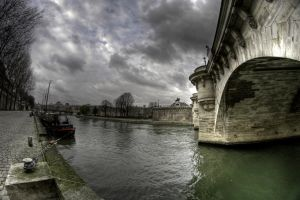 Pont neuf by ArtSouilleurs